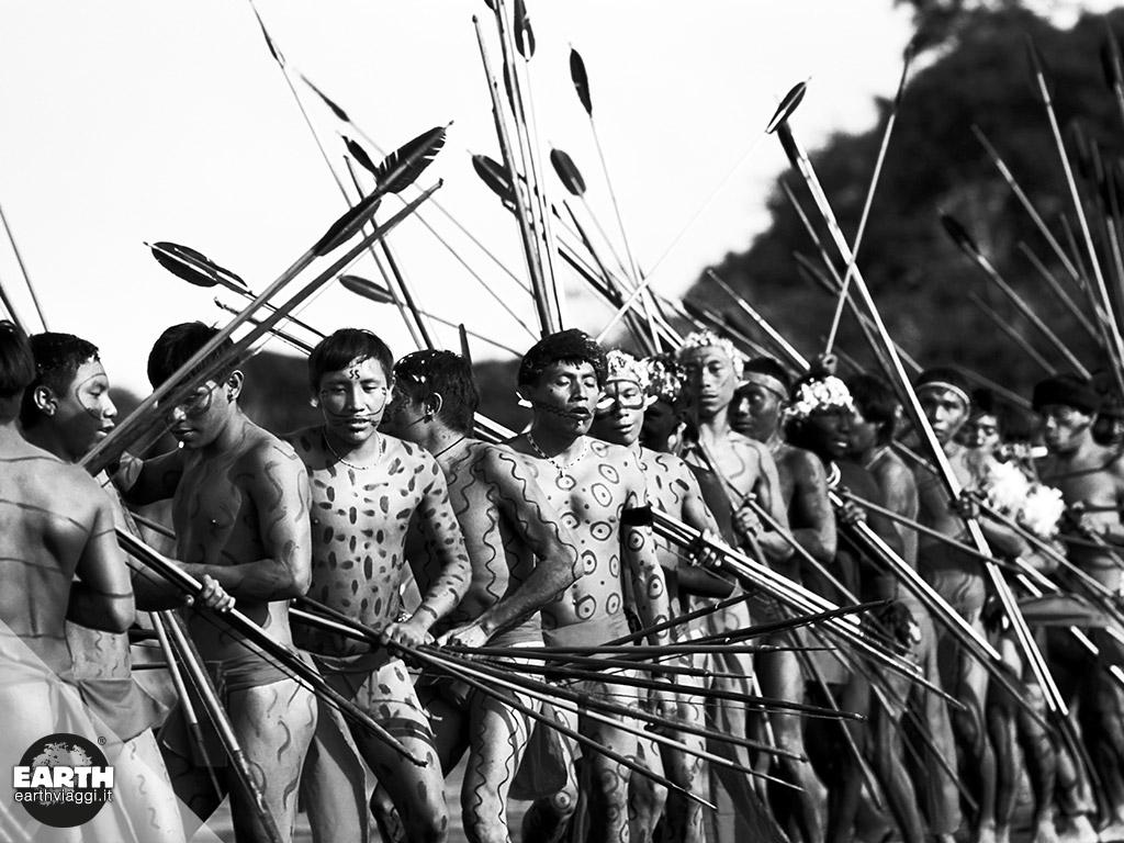 Yanomami, vivere in simbiosi con la natura