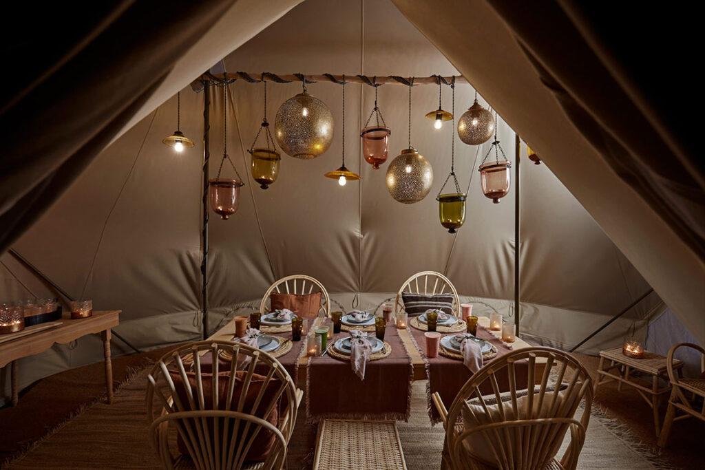 Notti da sogno nel cuore del deserto: Magic Camps Wahiba Sands, Oman