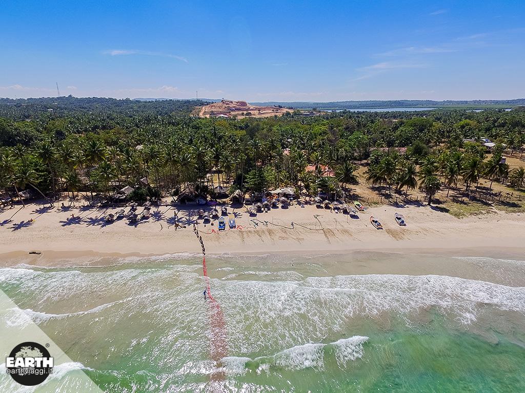 Trincomalee, natura e relax in Sri Lanka