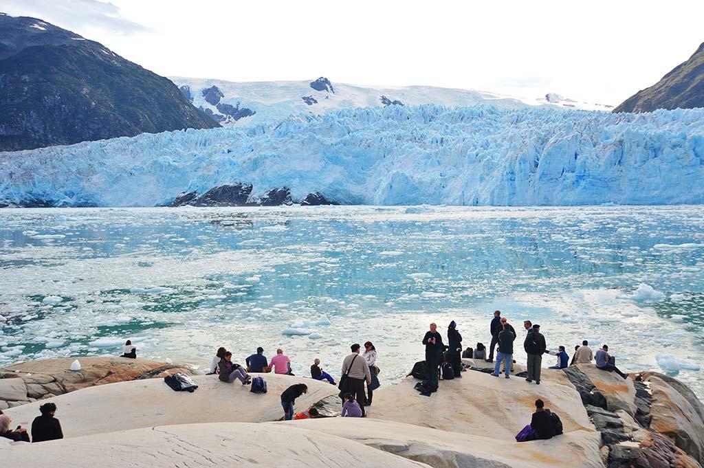 Esplorare i ghiacciai del Campo de Hielo Sur, tra Argentina e Cile