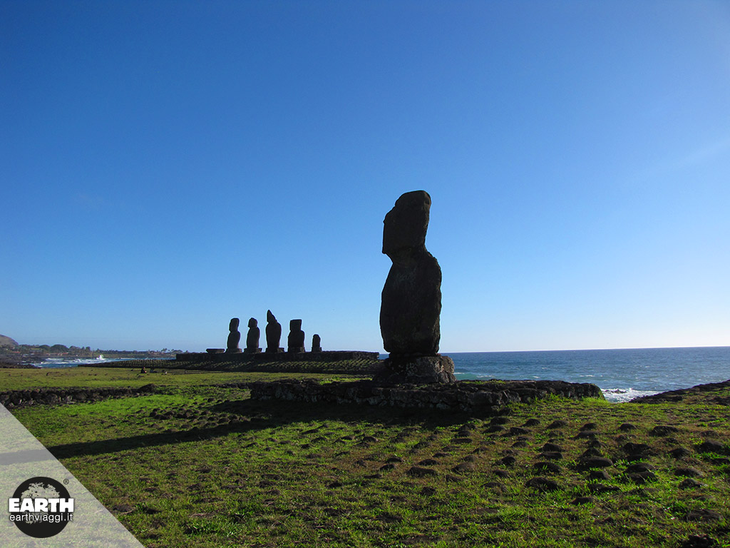Approfondimento: l'origine dei Moai