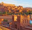 air benhaddou, marocco