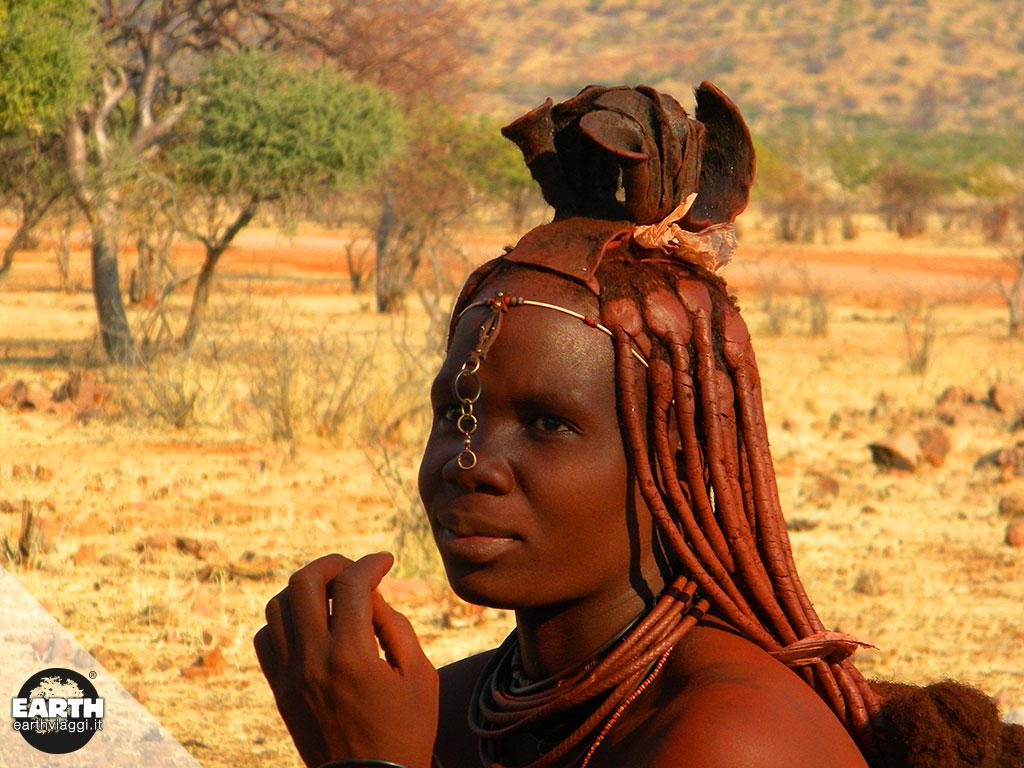Himba, la grande bellezza dell'Africa