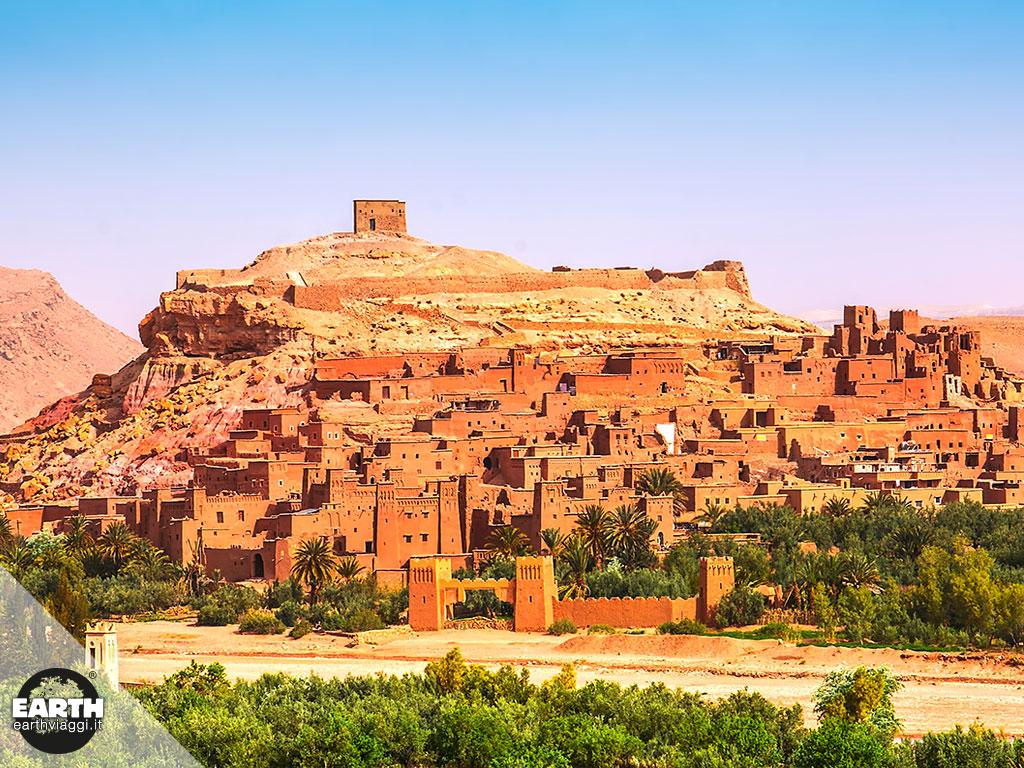 Cinema e viaggio: Ouarzazate e Ait Benhaddou, Marocco