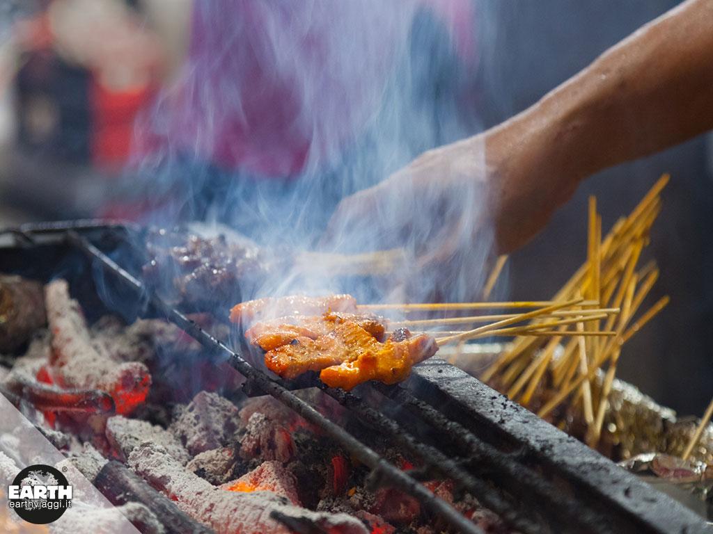 Piccola guida allo street food di Singapore