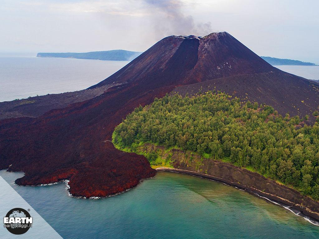 Ring of Fire, il trionfo dei vulcani