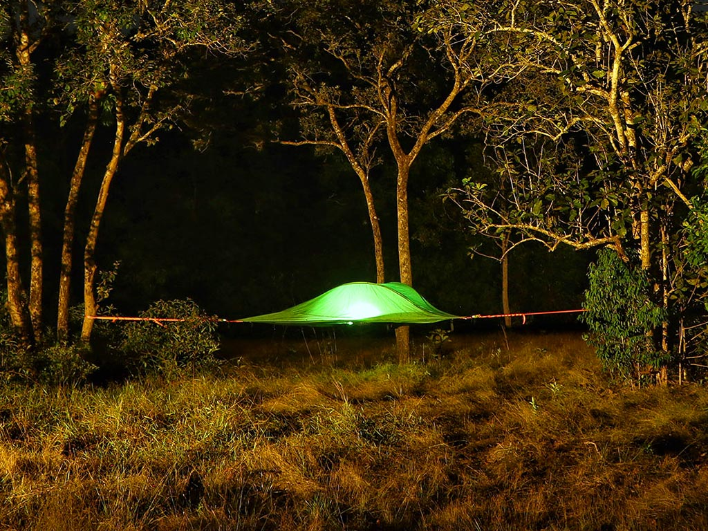 Dormire in Cambogia: Cardamom Tented Camp