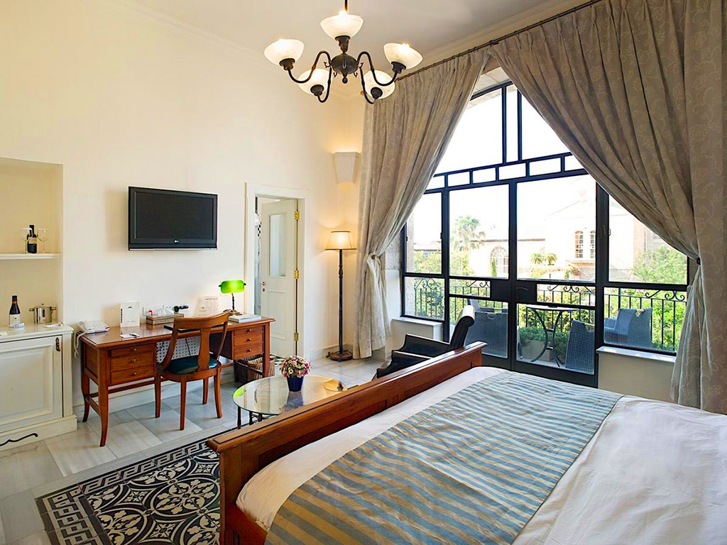 Dormire a Gerusalemme: American Colony Hotel