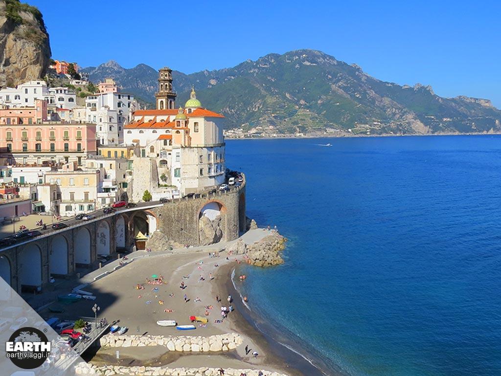 La bellezza della Costiera Amalfitana