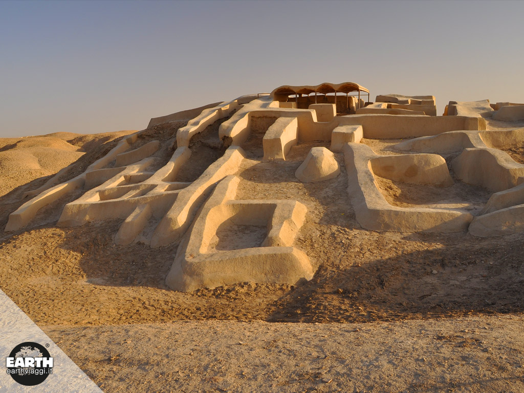 Shahr-i-Sokhta, la Pompei d'Oriente
