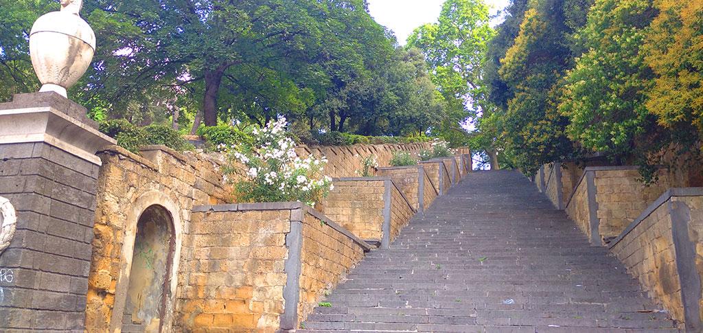 Le scale di Napoli