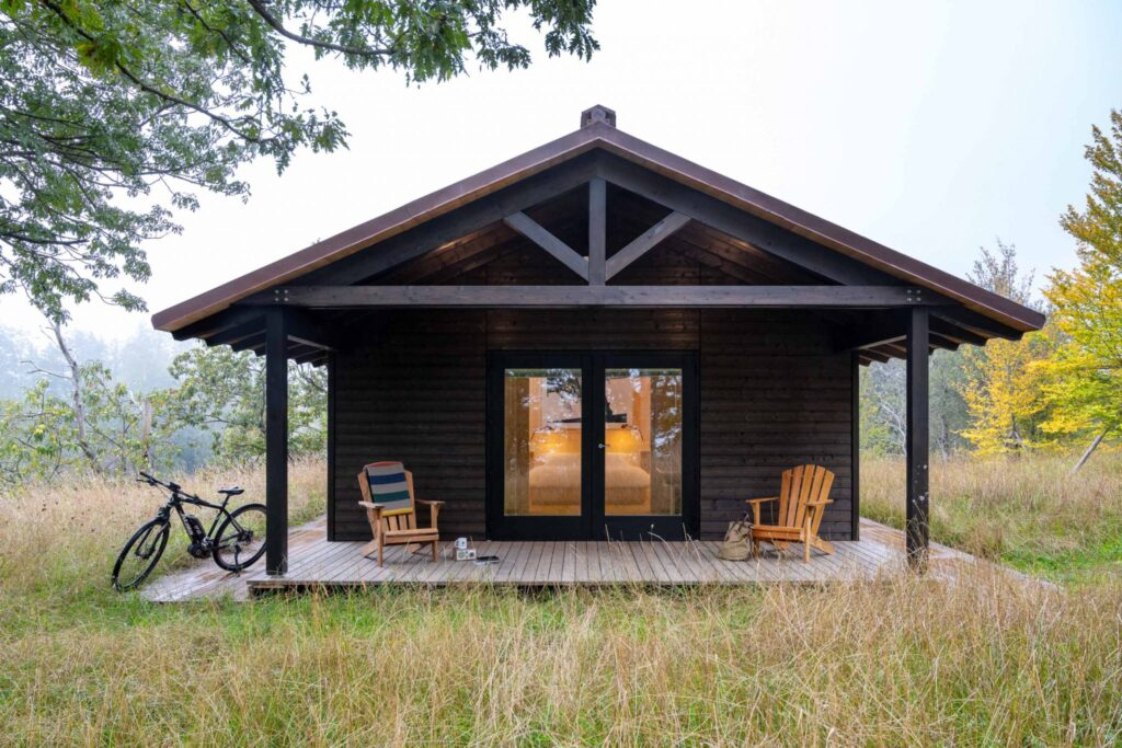 Oasy Hotel, vivere immersi nella natura