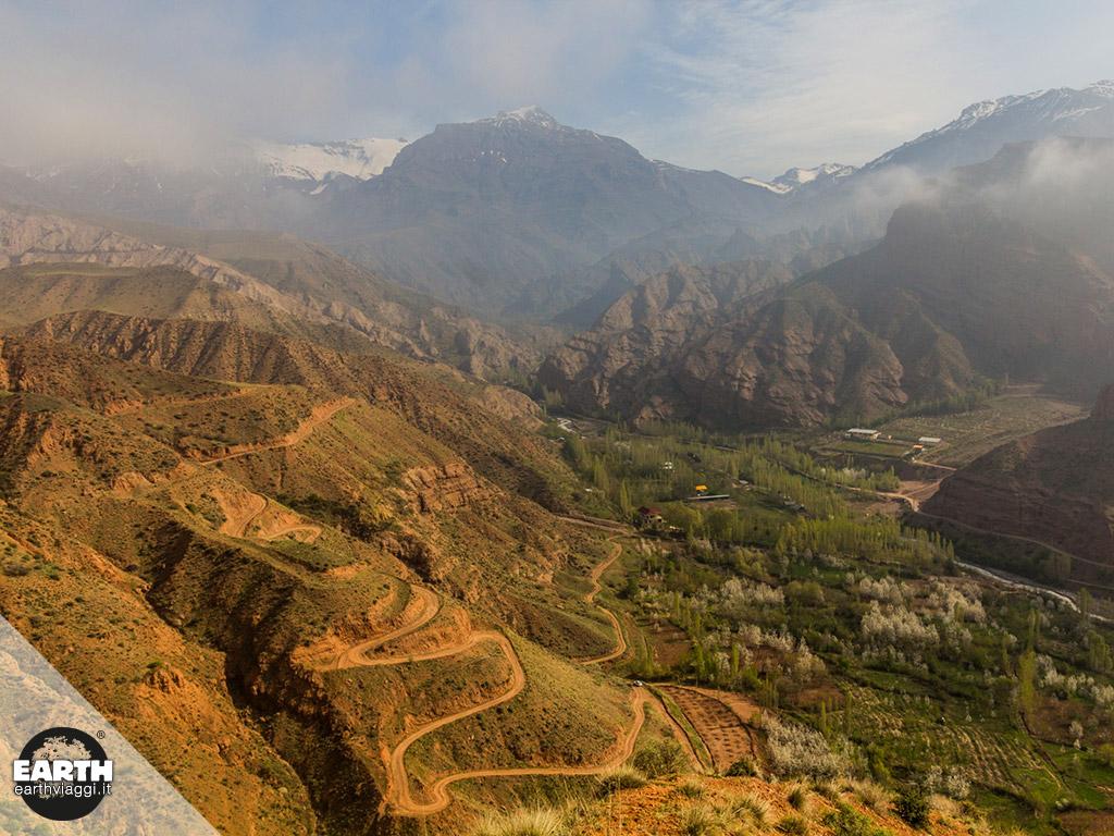 Alamut, la valle degli Assassini in Iran
