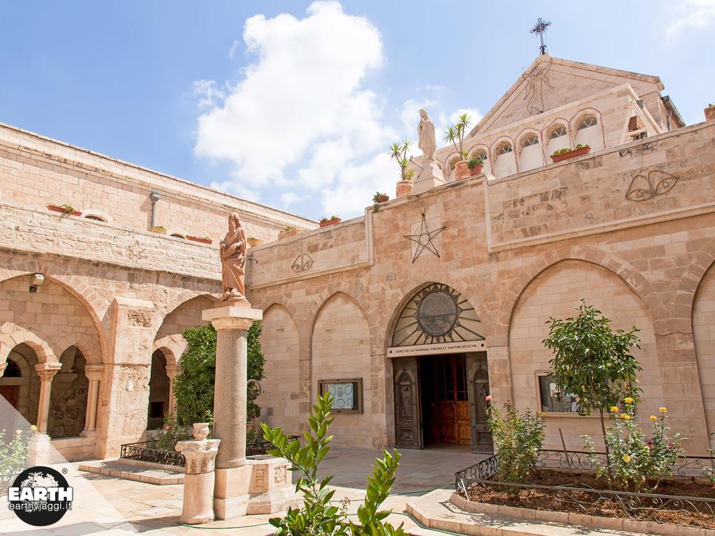 Le città bibliche di Israele
