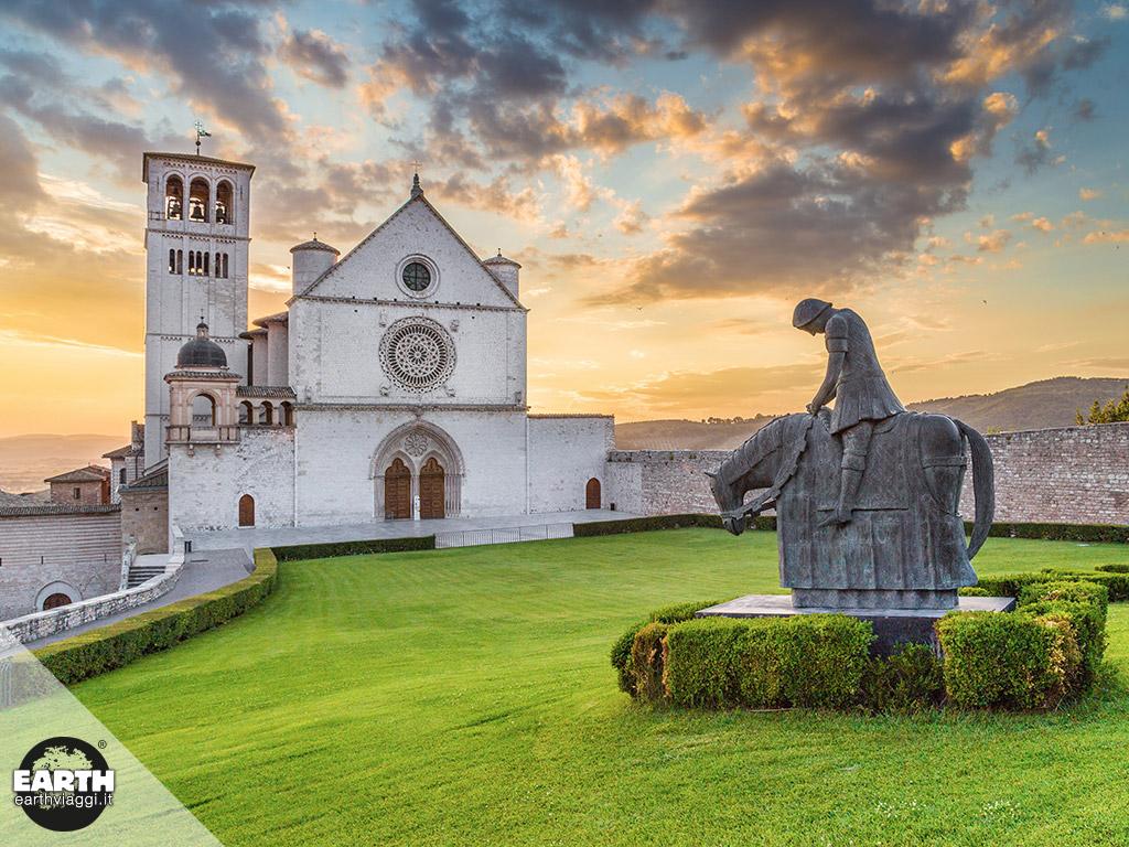 Visitare Assisi, la città della pace