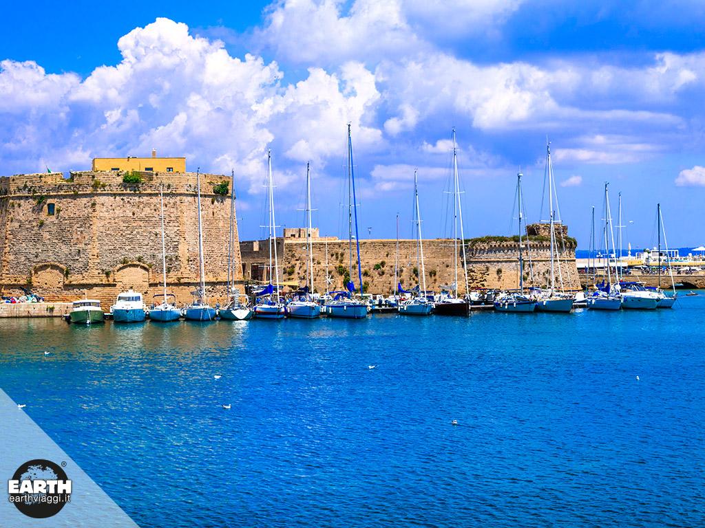 Cosa vedere a Gallipoli per una vacanza di arte e relax