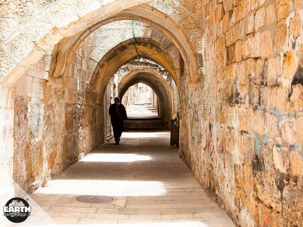 Visitare Gerusalemme