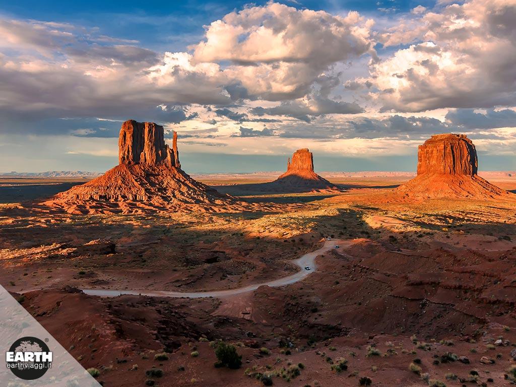 Stati Uniti, i grandi parchi dell'ovest