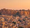 Jaisalmer, la città d'oro che crolla un poco ogni giorno